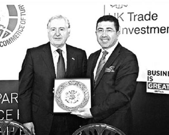 İngiliz Ticaret Odası ve İTO arasında ''Mutabakat Bildirisi''